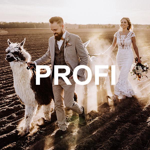 Profi Hochzeitsfotograf Preise Konfigurator