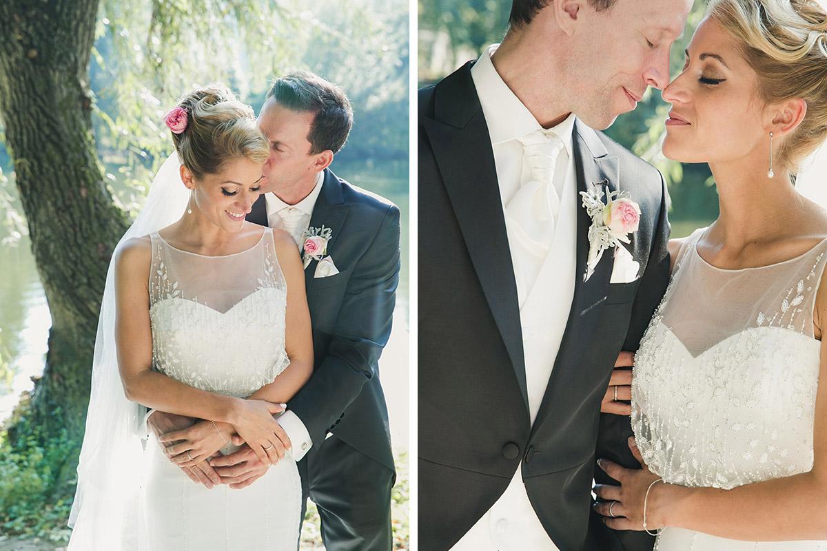 Brautpaarfoto aufgenommen von professioneller Hochzeitsfotografin Berlin bei Capitol Yard Golf Lounge Hochzeit © Hochzeitsfotograf Berlin www.hochzeitslicht.de