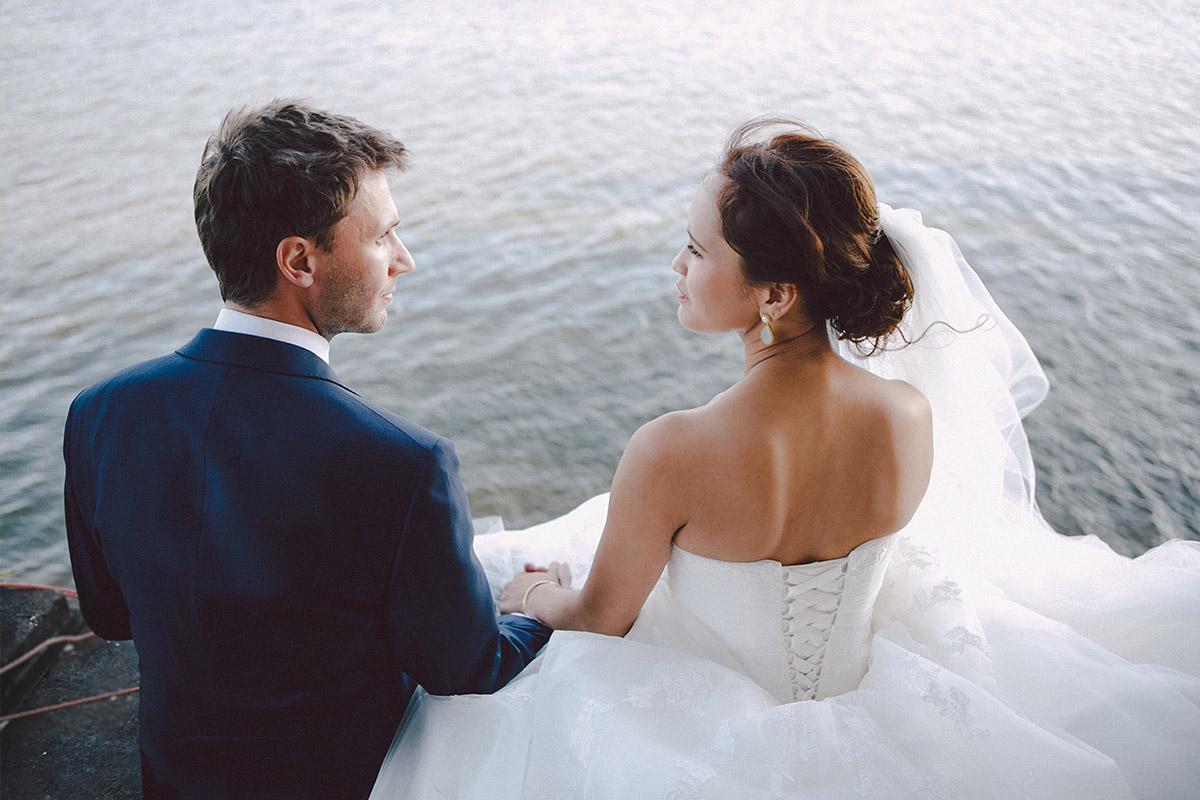 Hochzeit Heilandskirche Sacrow Hochzeitsfotograf