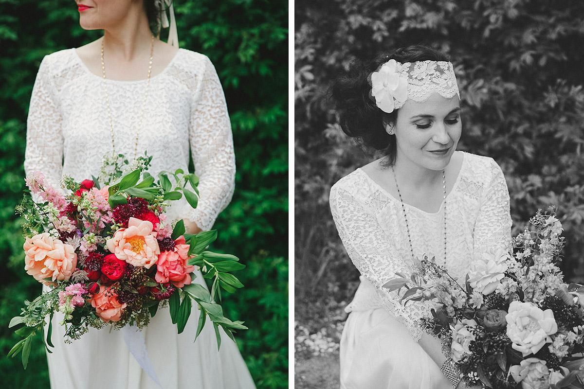 Hochzeitsfoto von Brautpaar bei Boho-Hochzeit aufgenommen von Hochzeitsfotograf Berlin in Fabrik 23 © Hochzeitsfotograf Berlin www.hochzeitslicht.de