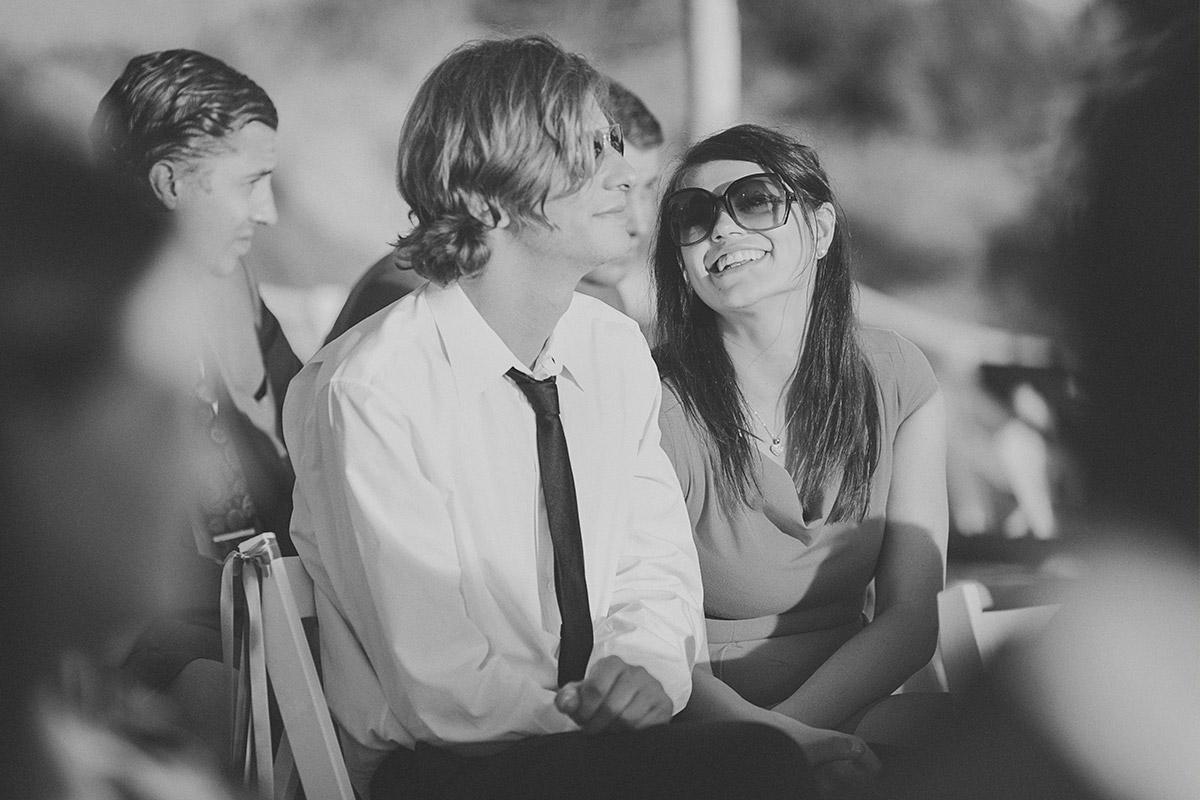 Hochzeitsreportagefotografie bei freier Trauung während Strandhochzeit in Es Trenc Mallorca © Hochzeitsfotograf Berlin www.hochzeitslicht.de