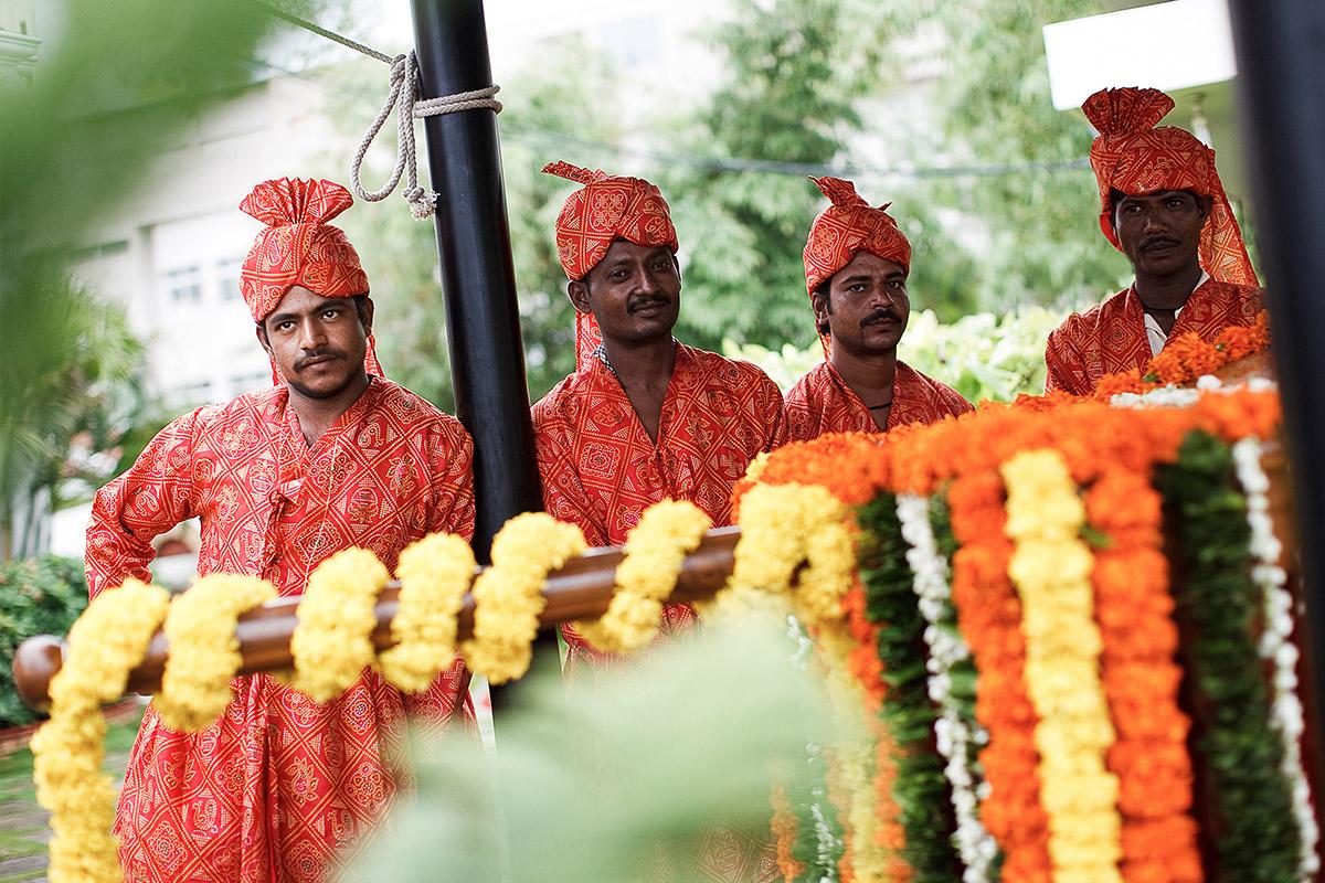Hochzeitsreportage-Foto bei Hochzeit in Hyderabad, Indien © Hochzeitsfotograf Berlin hochzeitslicht