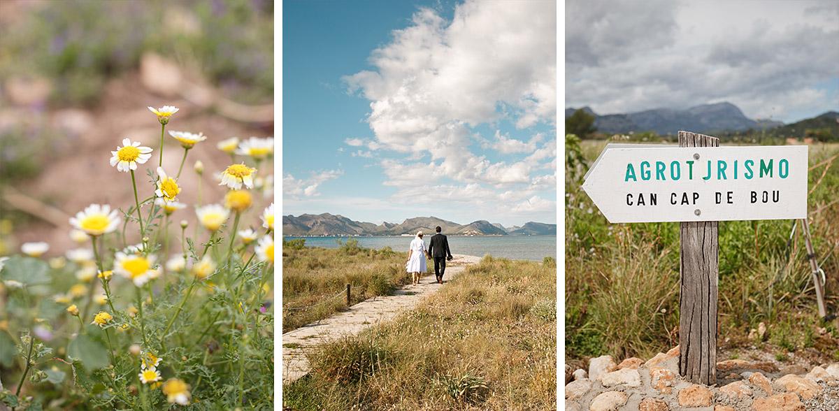 Hochzeitsreportage auf Mallorca während Ausbildung zum Fotografen bei LUMENTIS Fotostudio Berlin © Hochzeitsfotograf Berlin hochzeitslicht