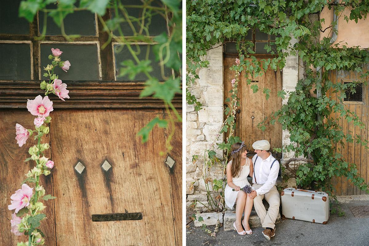 Mediterranes Paar-Fotoshooting outdoor in der Provence mit Berliner Fotografin © Fotostudio Berlin LUMENTIS