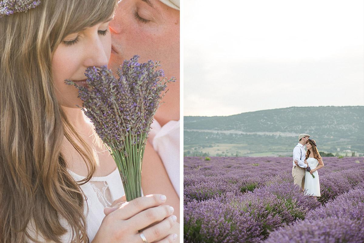 Paarfotos aufgenommen in der Provence von professionellem Paarfotografen © Fotostudio Berlin LUMENTIS