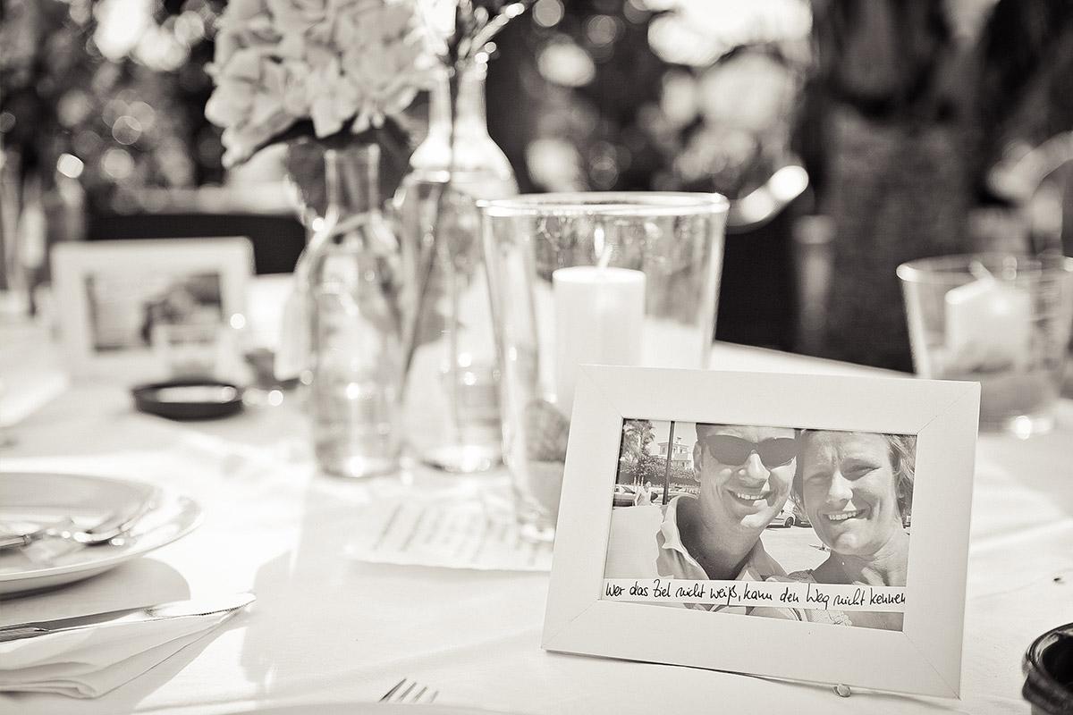 Tischdekoration bei Hochzeit auf Mallorca © Hochzeitsfotograf Berlin hochzeitslicht