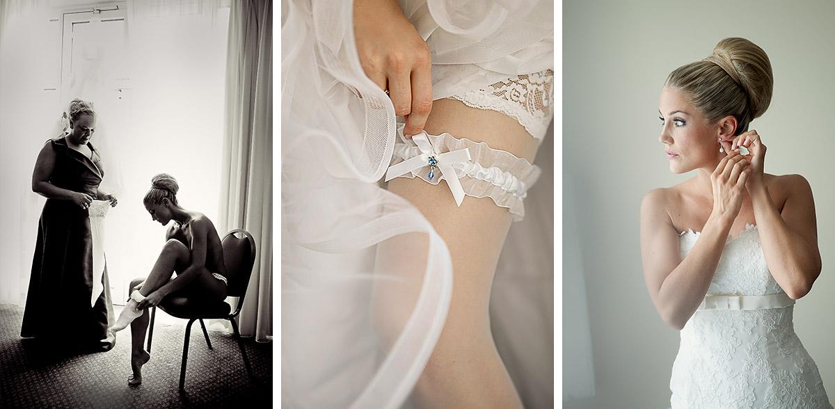 Hochzeitsfotografien vom Ankleiden der Braut bei Landhochzeit auf Gut Wendgräben Brandenburg © Hochzeitsfotograf Berlin www.hochzeitslicht.de
