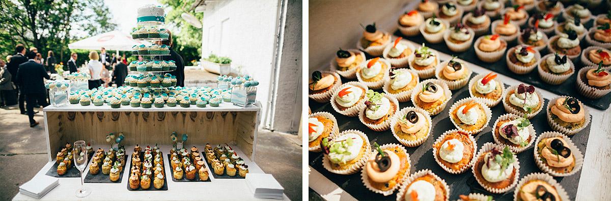 Hochzeitsreportagefotos von Buffet bei Alter Teppichfabrik Alt Stralau Berlin Hochzeit © Hochzeit Berlin www.hochzeitslicht.de